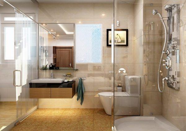 Những lưu ý khi đặt cửa nhà vệ sinh theo phong thủy