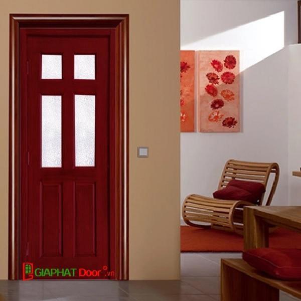Cửa phòng ngủ có kích thước thích hợp giúp đảm bảo cả về tính thẩm mỹ lẫn yếu tố phong thủy