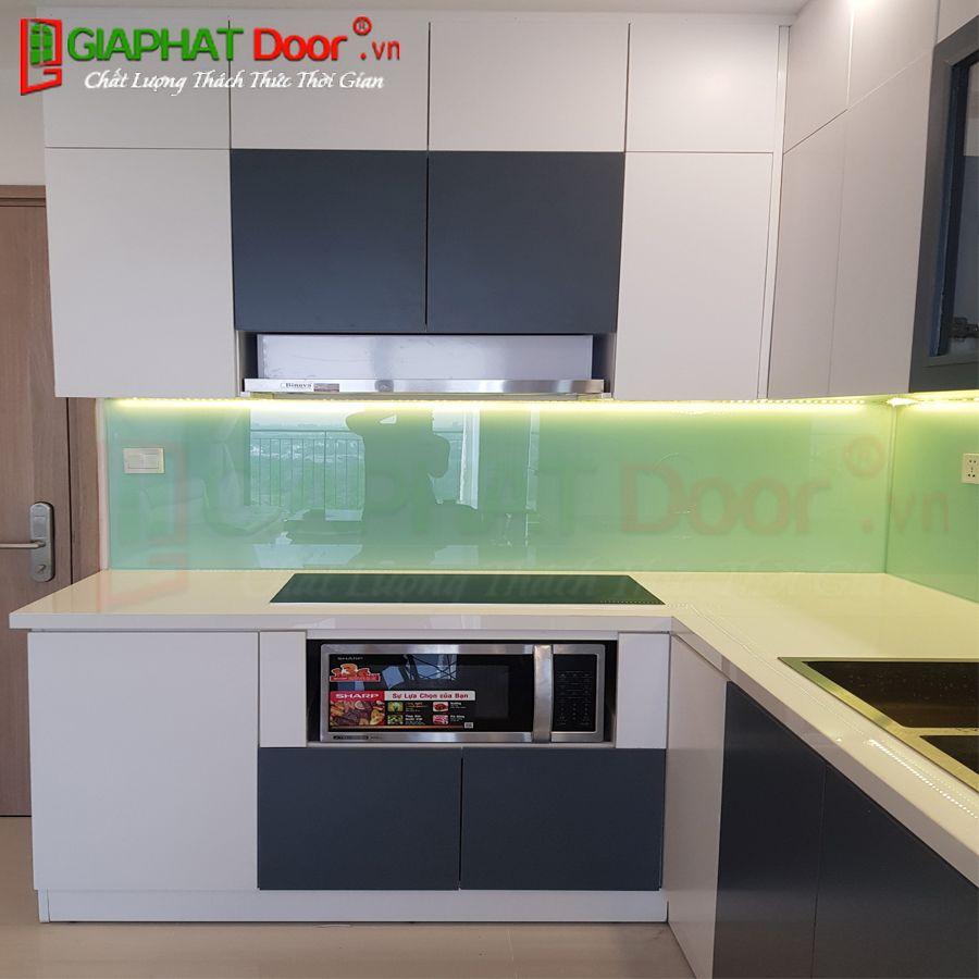 tủ bếp kệ bếp KP01