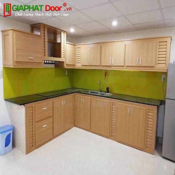 Tủ bếp kệ bếp KP02