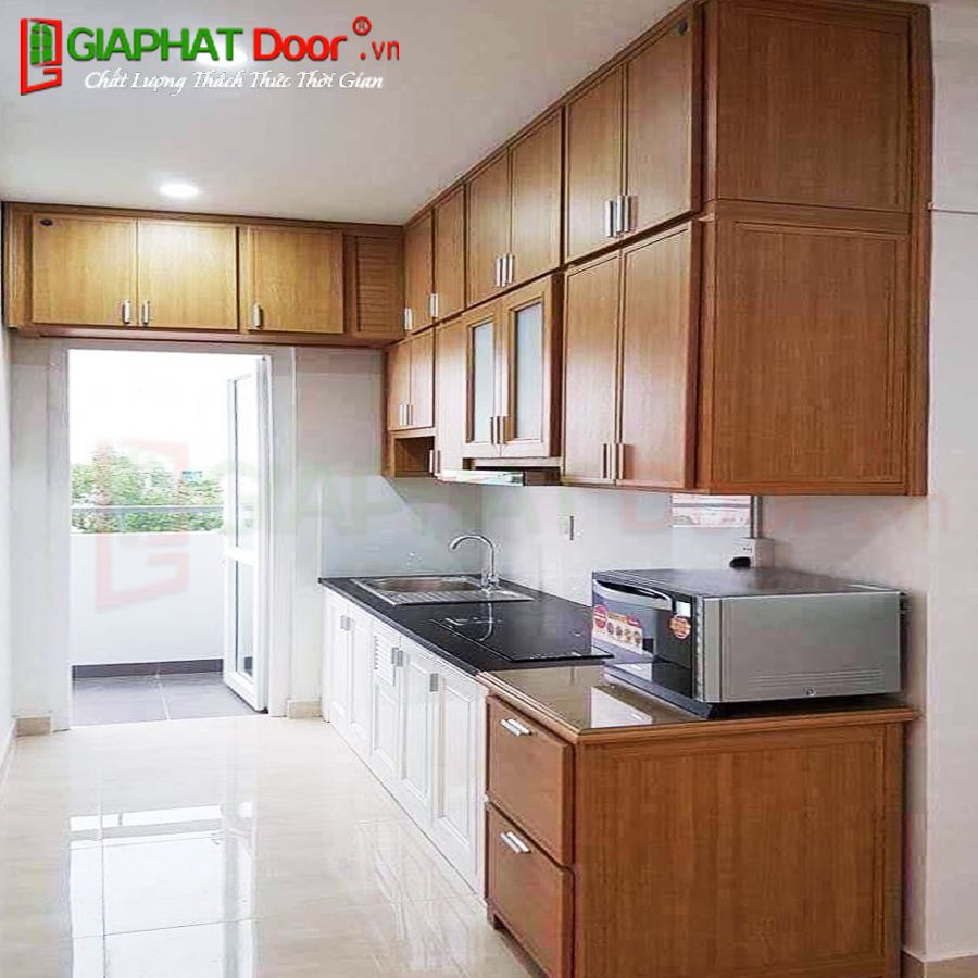 Kệ bếp tủ bếp KP16