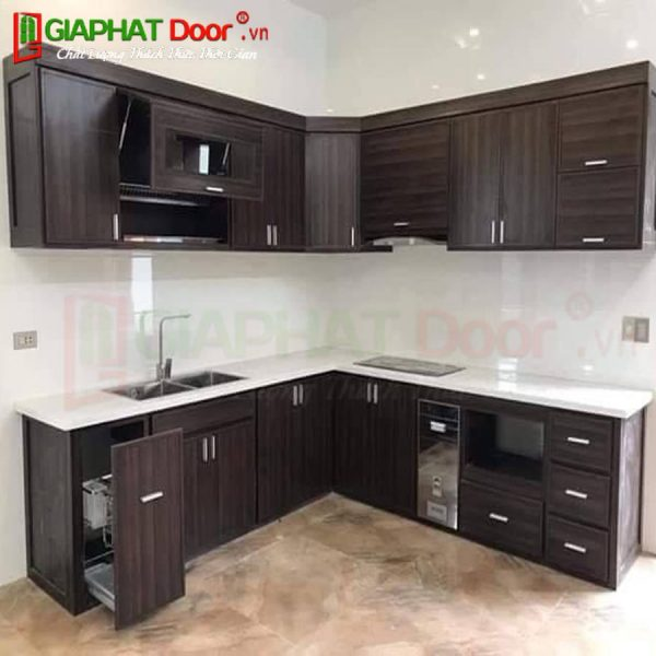 Tủ bếp kệ bếp KP03