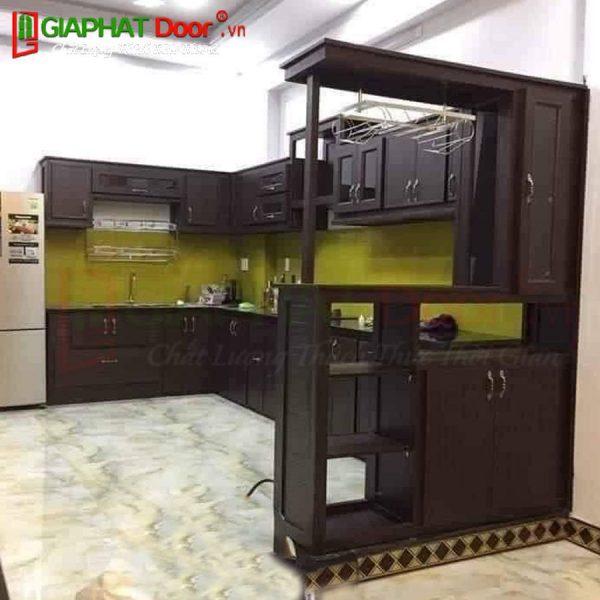 Tủ bếp kệ bếp KP04