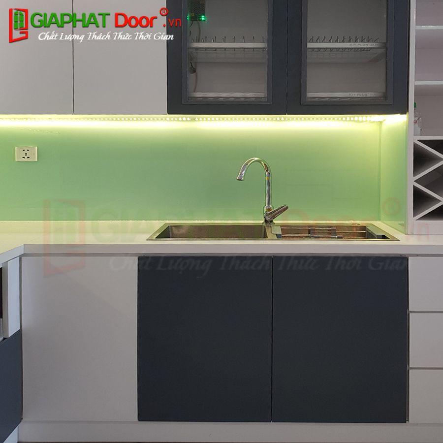 Tủ bếp kệ bếp KP05