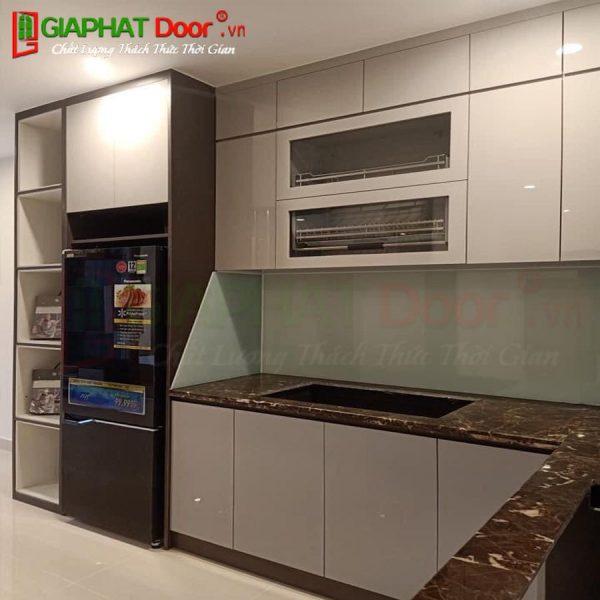 Tủ bếp kệ bếp KP06