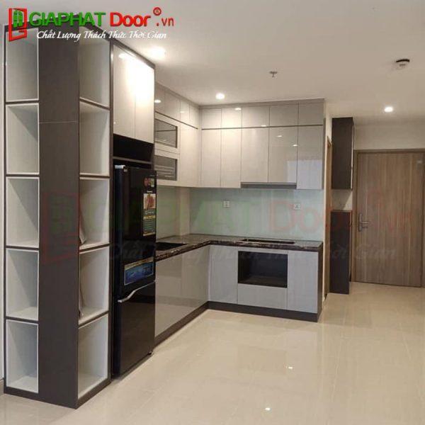 Tủ bếp kệ bếp KP08